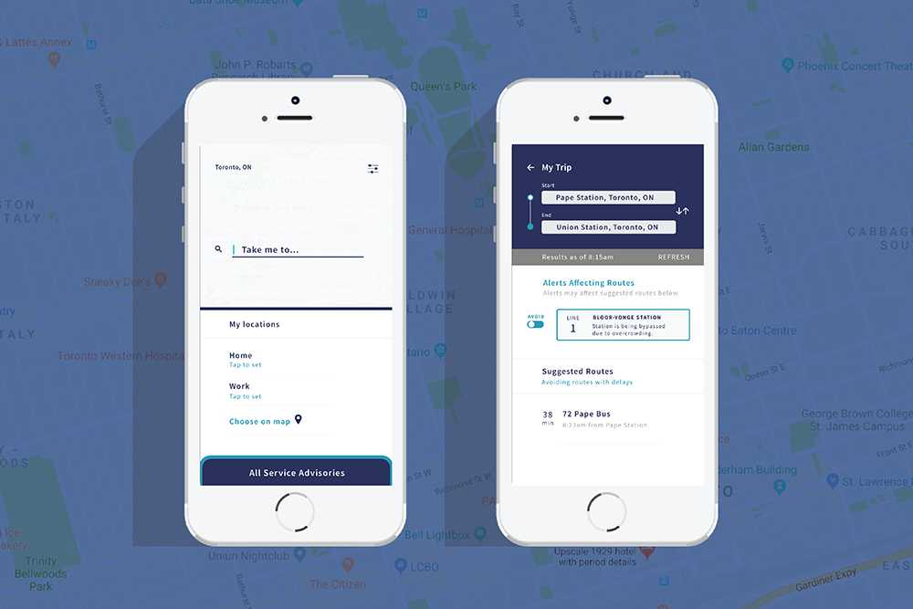Transit Safety App