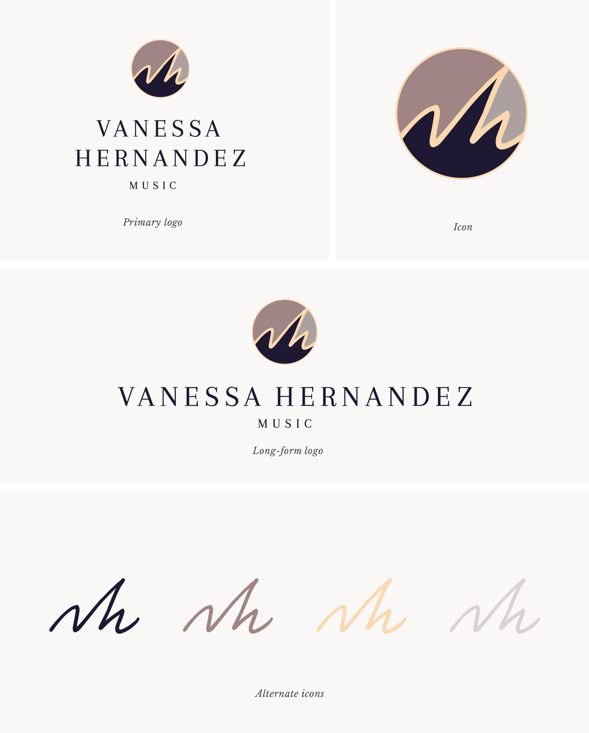 Vanessa-Hernandez-2-Logo-Options