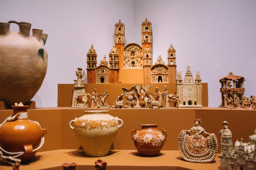 Grandes Maestros exhibit in Mexico City